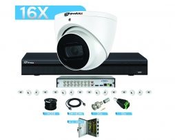 16 Channel 8MP 4K CCTV Security System Trade Bundle - Prolux