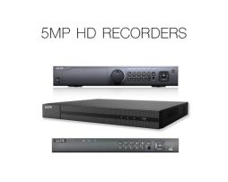 5MP HD RECORDERS