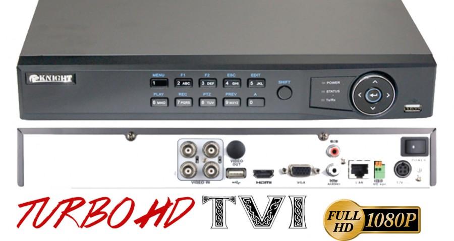 4ch 8ch 16ch cctv dvr turbo hd tvi 1080p system digital video recorder ebay. Black Bedroom Furniture Sets. Home Design Ideas