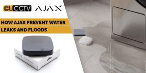 Ajax prevents water leaks and floods