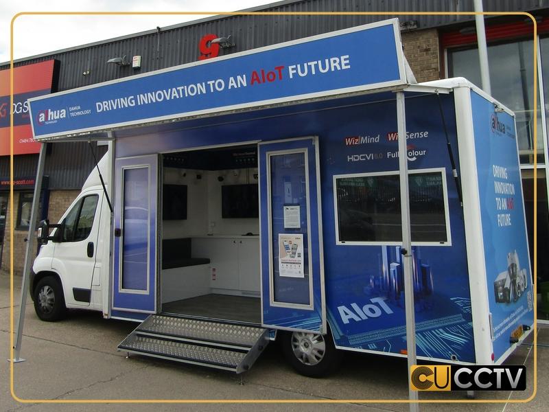 Dahua Innovation van