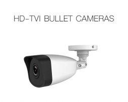 TURBO HD-TVI BULLET CAMERAS