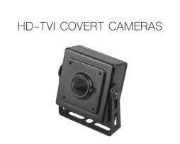 TURBO HD-TVI COVERT CAMERAS
