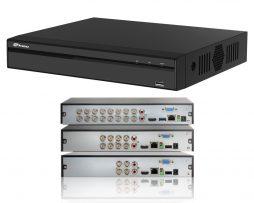 Prolux 4/8/16 channel DVR 2MP penta-brid 1080P COMPACT 1U PXD-5104/08/16HS-X1