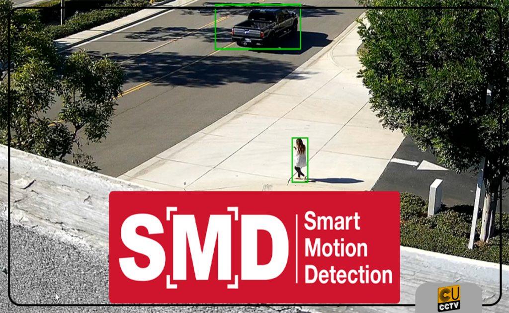 Dahua's Smart Motion Detection (SMD)