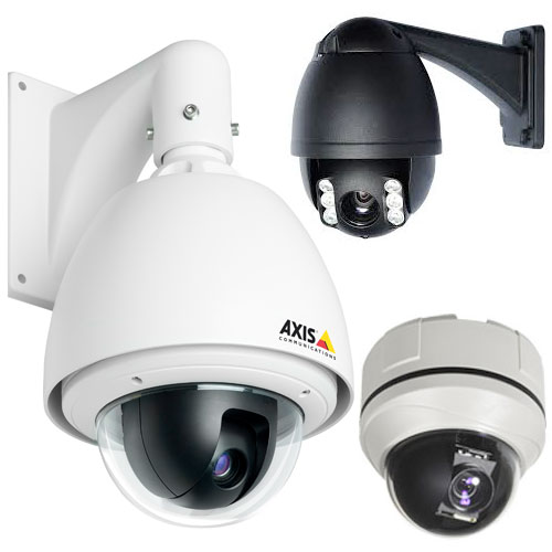 What is ptz camera control system