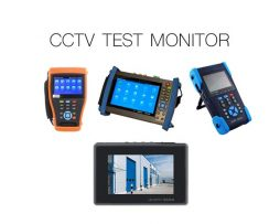 CCTV TEST MONITORS