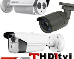 TURBO HD-TVI BULLET CAMERAS