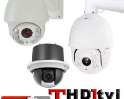 TURBO HD-TVI PTZ CAMERAS