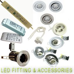 LED FITTING & ACCESSORIES