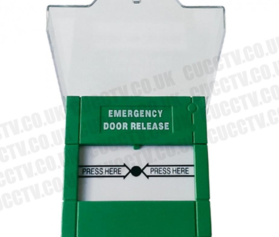 Resettable Emergency Door Lock Release Call Point For