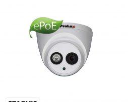 Prolux 8MP IP CCTV IP67 ePoE Technology Camera - 50M IR, Micro SD Memory