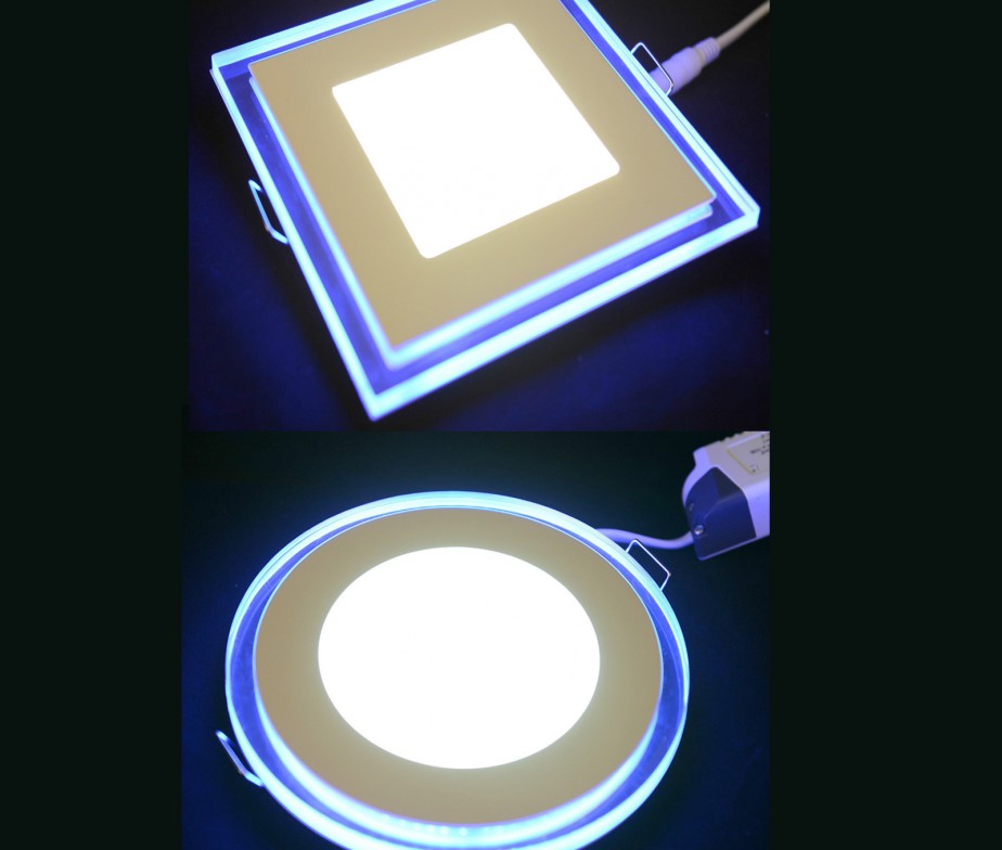 15W LED Recessed Ceiling Panel Flat Down Lights Bulb 3