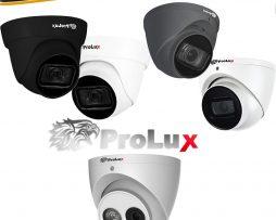 PROLUX 8MP CCTV cameras