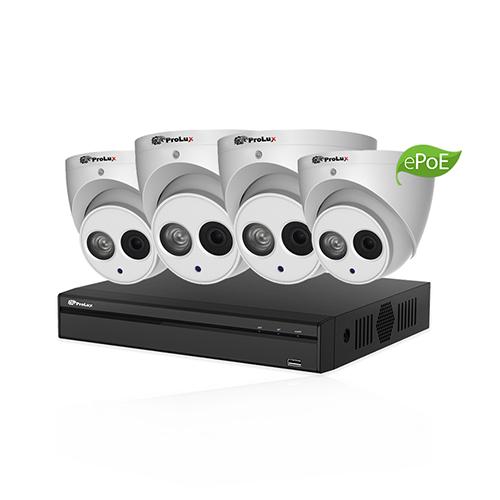 Prolux IP CCTV System
