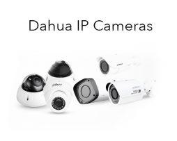 Dahua IP Cameras