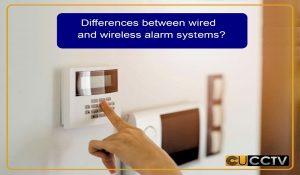 wired vs wireless alarm